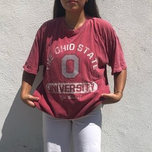 Ohio State University Tee